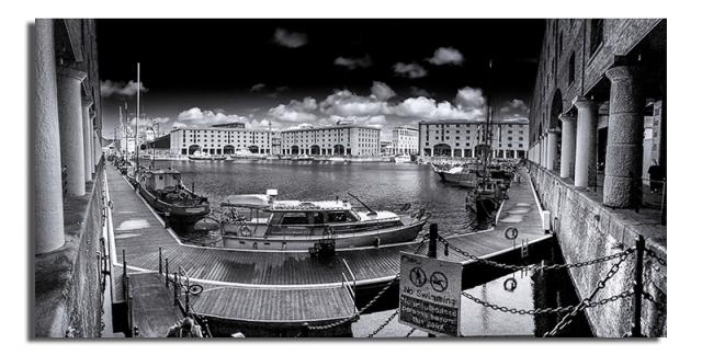 20140819 - Albert Dock - Liverpool