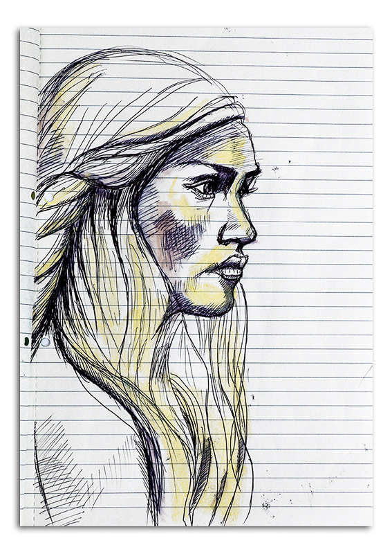 Daenerys Targaryen-2