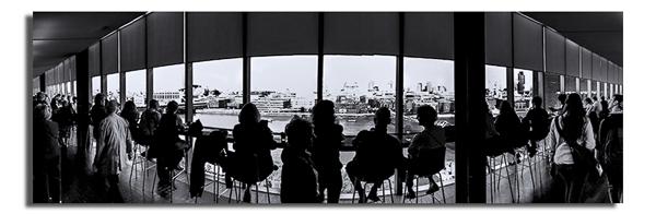 Members Lounge - Tate Modern