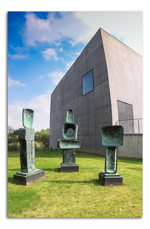 Sculptures - The Hepworth