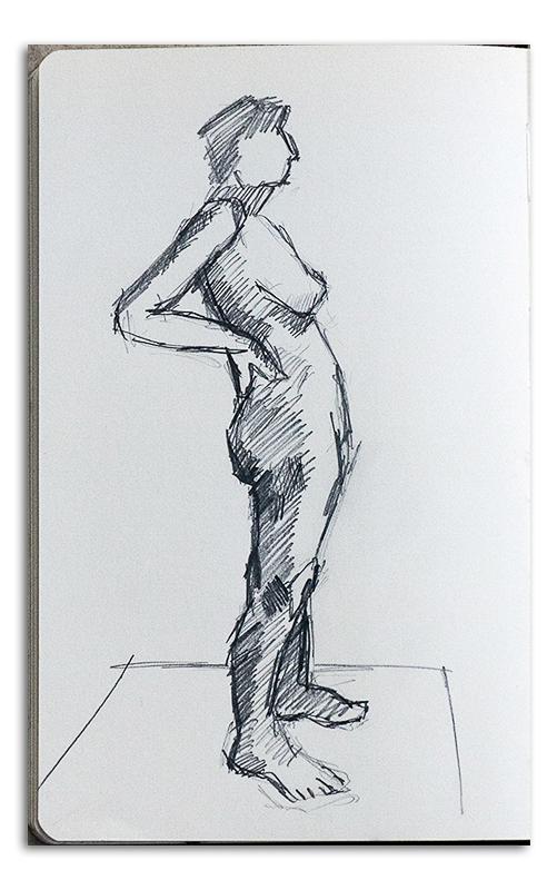 Sketch 01 - Hepworth