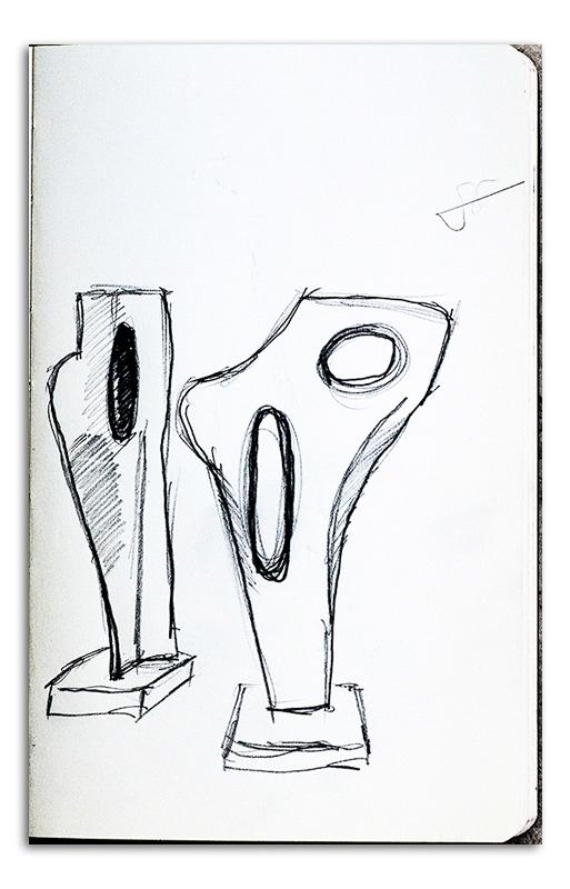 Sketch 02 - Hepworth