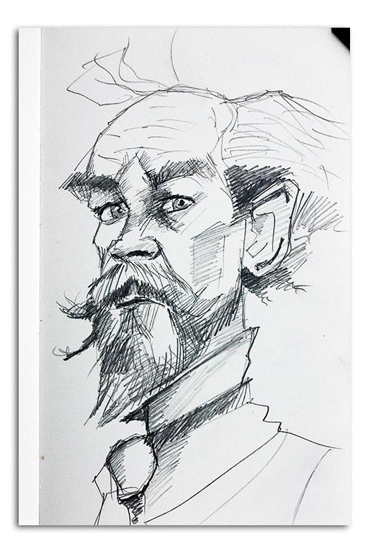 19th century man