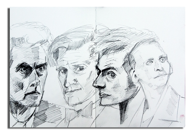 Dr Who Mount Rushmore