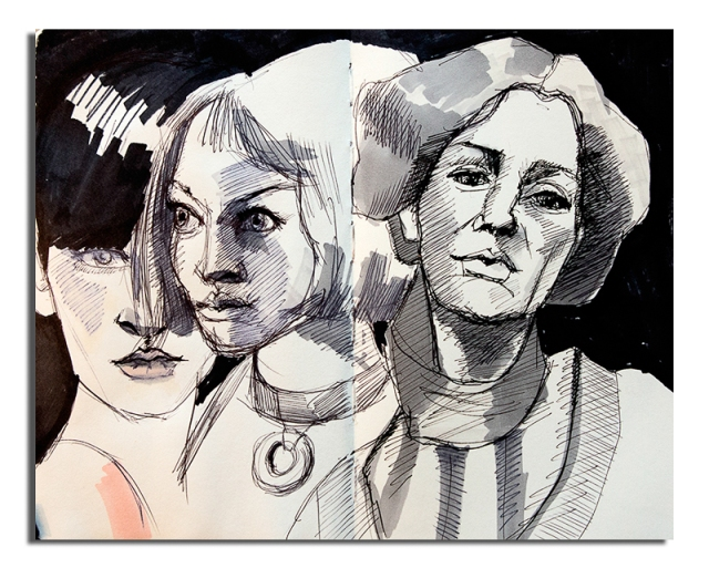 The Three Garces