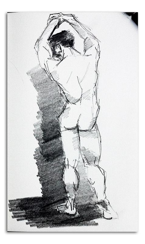 Nude Man 0001
