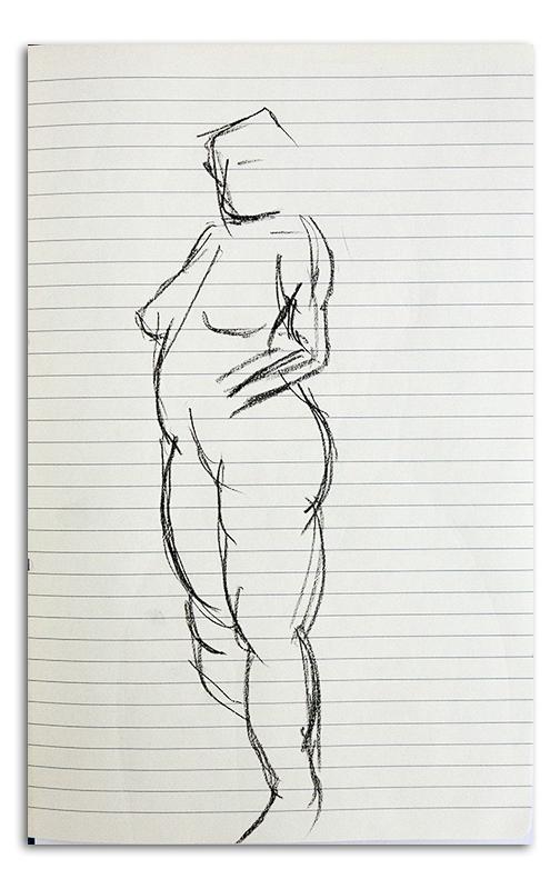 Nude Woman 005