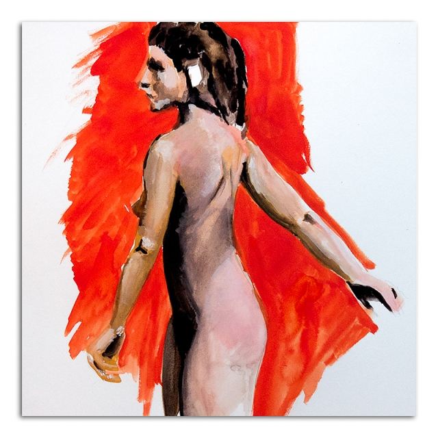 Nude Woman 009