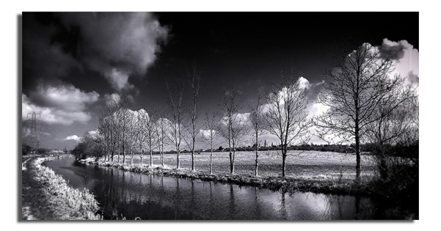 Canal at Aylestone - Leicester