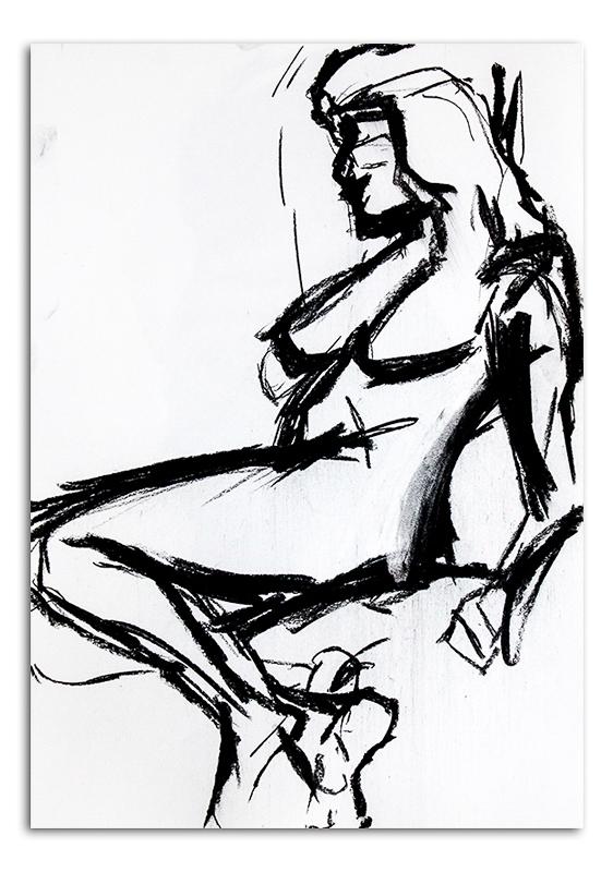 Nude Woman 014