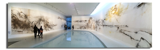 Cai Guo-Qiang - Unmanned Nature - 2008