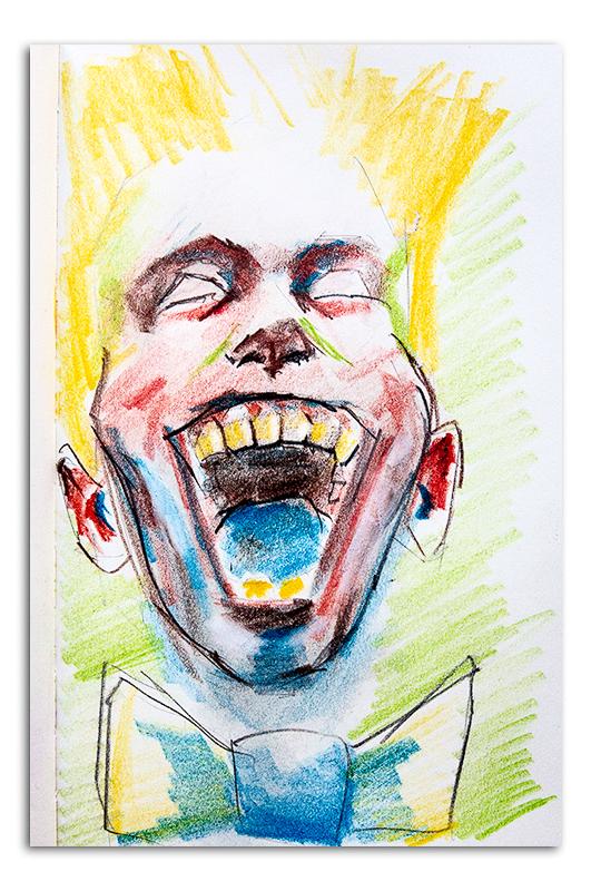 Ghastly Teeth