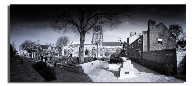 Richard 3rd and Leicester Cathedral