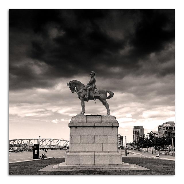 Edward 7th Statue
