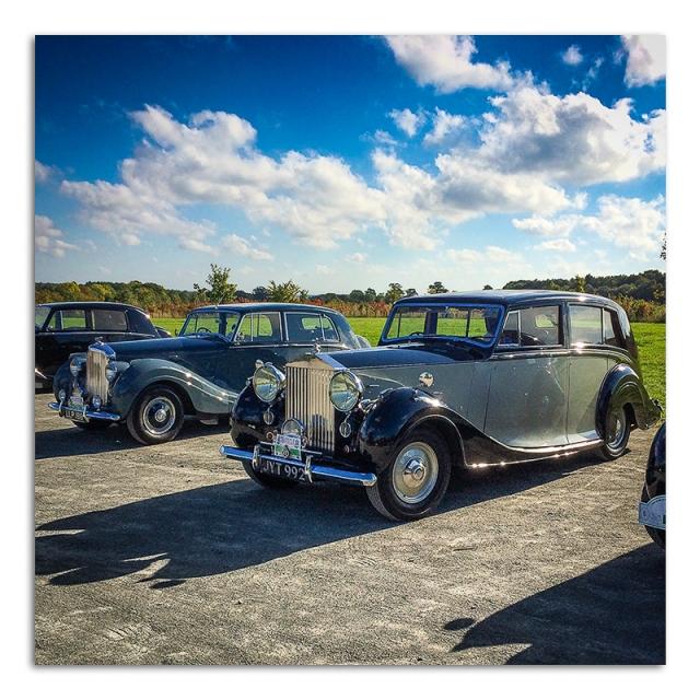 Rolls Royce - Lyveden New Bield