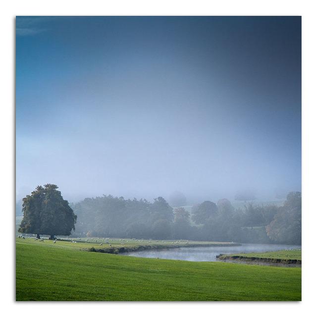 Bend in River Derwent
