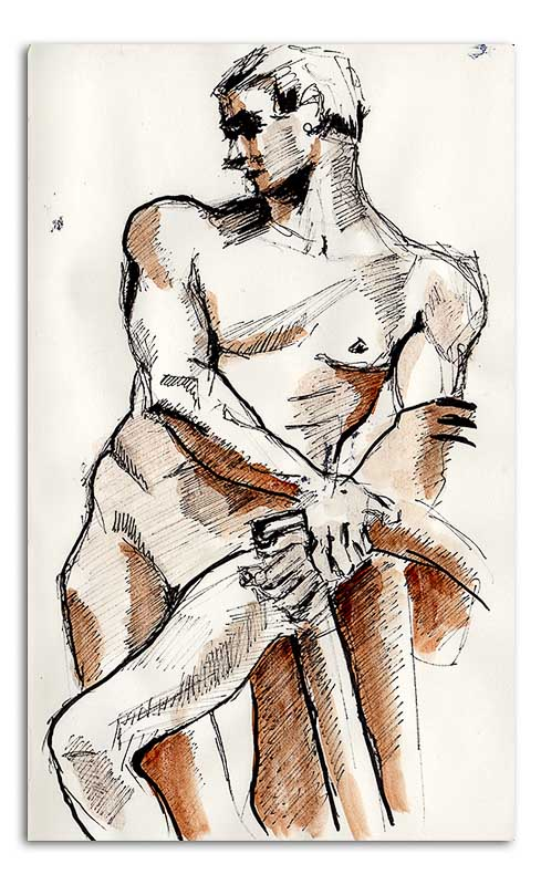 Hercules Sketch