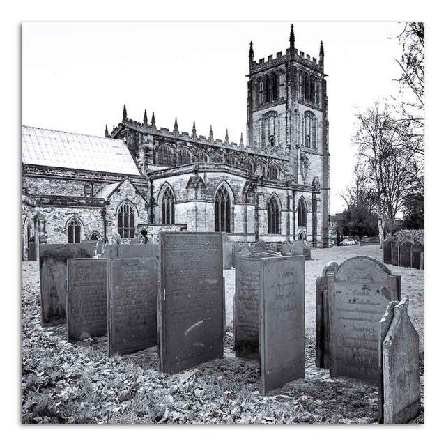 Loughborough Parish Church - Loughborough
