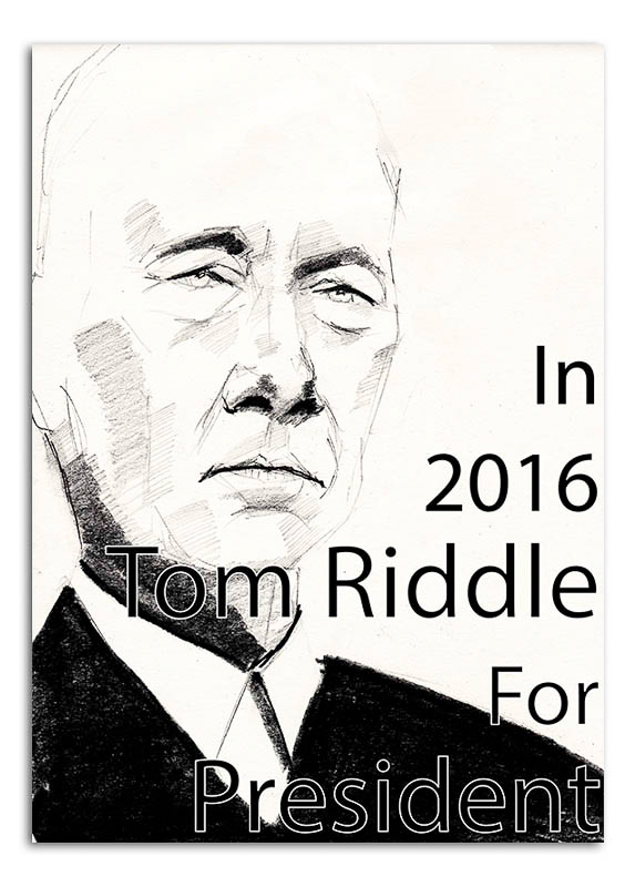 Tom Riddle for President