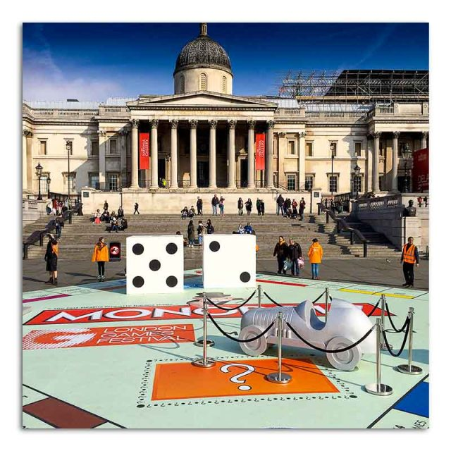 Monopoly and the National Gallery