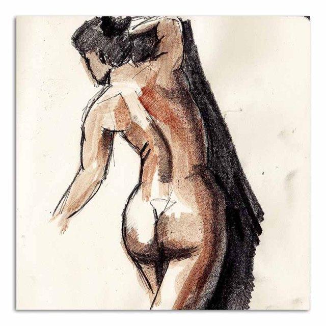 Back Sketch