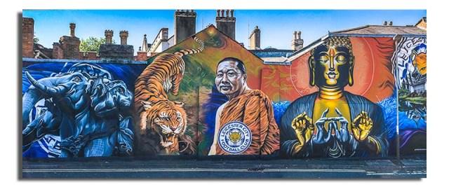 Forever Fearless Mural
