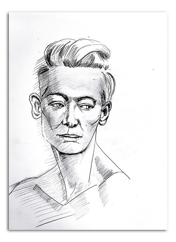 Tilda Sketch