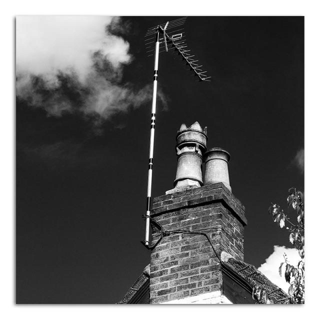 chimney-pot