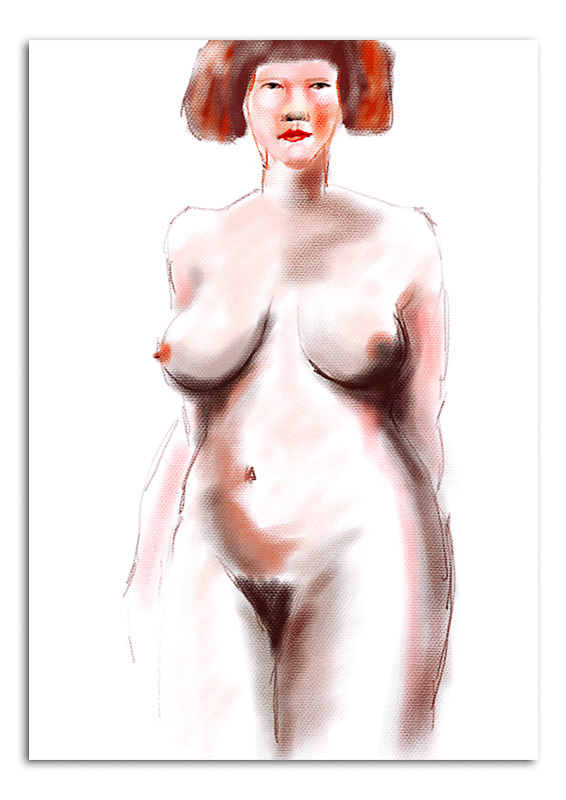 nude-pastel-study