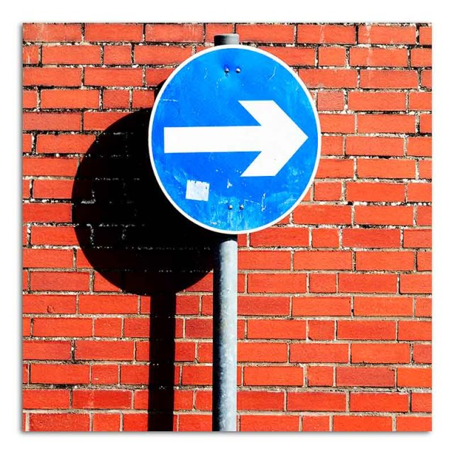 road-sign